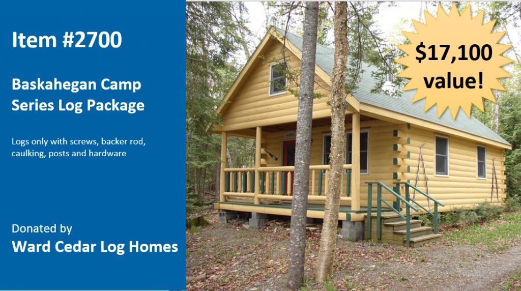 auction - cabin
